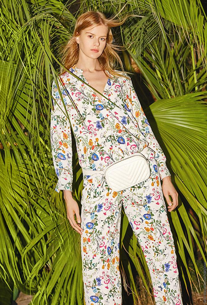 Full print primavera verano 2020. Moda mujer ropa de moda.