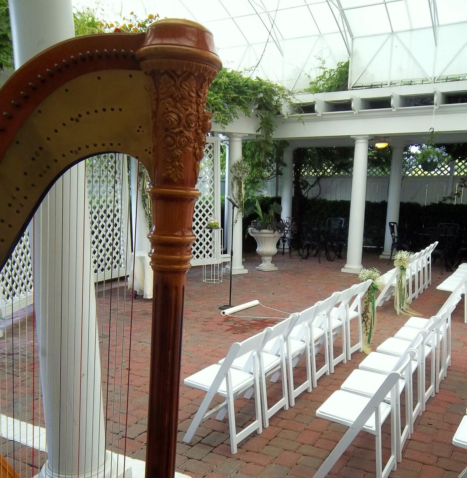 The Classic Harpist: Cincinnati Wedding Harpist
