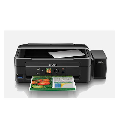 Print from and scan directly to your smart device or online cloud storage services Epson L455 Driver Downloads