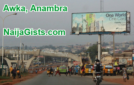 idol worshippers attack catholic priest awka anambra