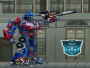 Transformers Games: Battle For The Matrix