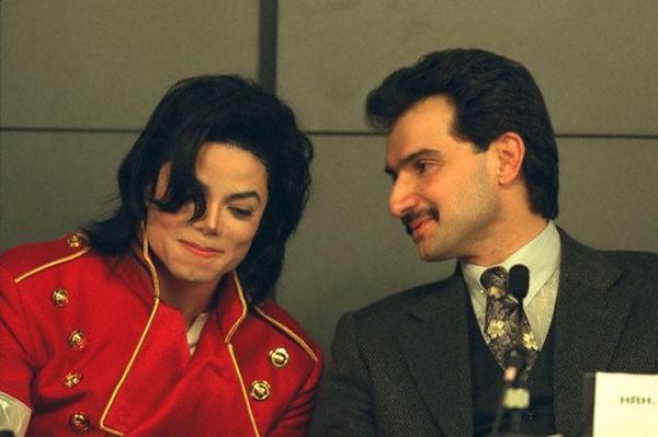 The Prince And Michael Jackson