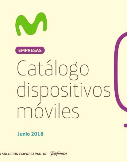 Catalogo Movistar España 2018 Junio