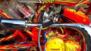 modifikasi motor yamaha rx king jari jari