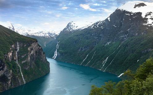 Negara Salju terindah_Norwegia