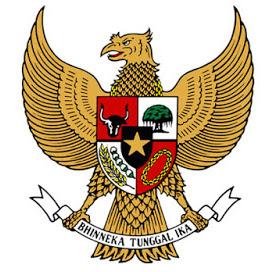 lambang negara republik indonesia, garuda pancasila, makna lambang burung garuda, landasan hukum,