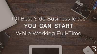 SIDELINE BUSINESS OPPORTUNITY