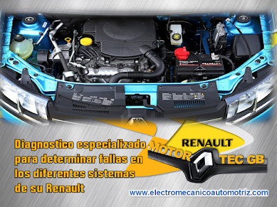 Diagnostico Renault Motortec GB