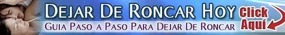 Como Dejar De Roncar Hoy VideoBlog