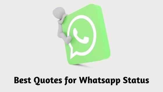 Best Whatsapp Status Copy & Paste