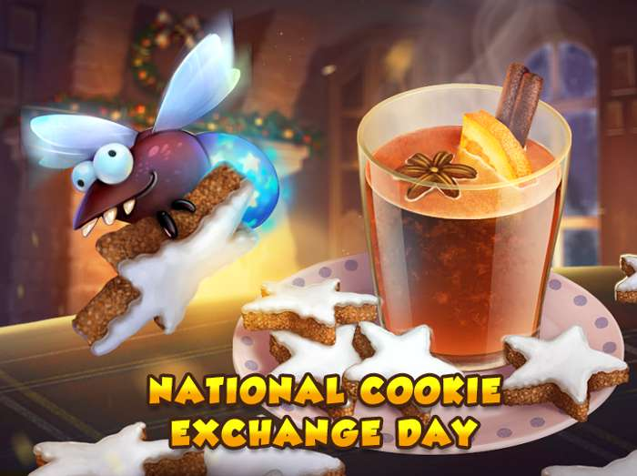 National Cookie Exchange Day Wishes pics free download