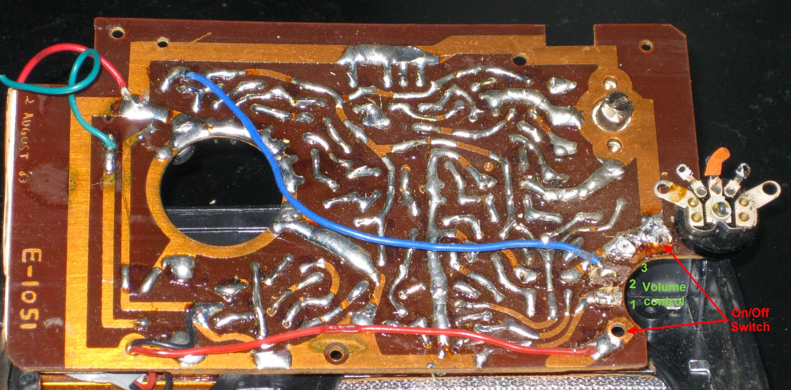 Diy Guitar Amp Hacks June 2014 Pignose Strat Wiring Diagram So What Does The Rehouse Look Like And Hows It Sound Stay Tunedtoo Many Projects In Progress I Have My Doubts That This May Not Produce
