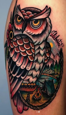 Beautiful Owl Tattoos With Meanings and Ideas – Body art
