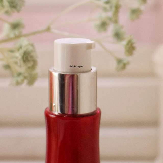 ponds age miracle double action serum
