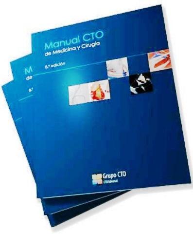 Manuales CTO de medicina y cirugía, 8va Edición