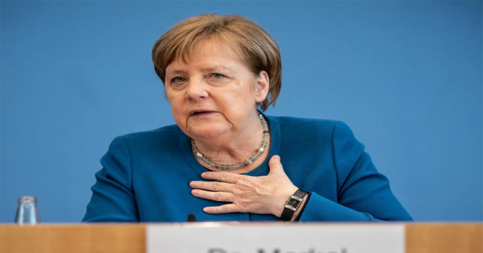 Two-thirds of Germans are also infected with the corona virus: Angela Merkel,www.thekeralatimes.com
