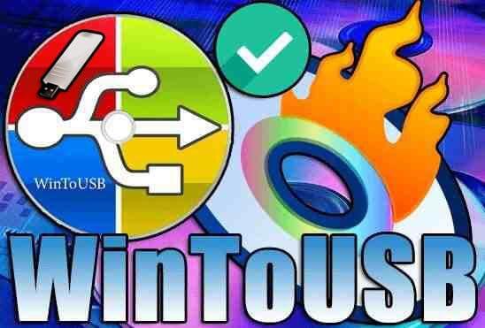 تحميل برنامج WinToUSB 5.8 Technician Portable نسخة محمولة مفعلة اخر اصدار