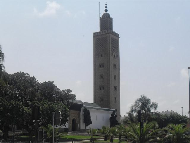 Mezquita Rabat