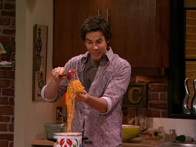 Spaghetti Tacos on iCarly