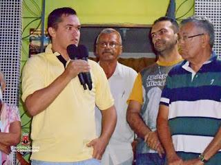 confira mensagem do amigo Luciano Procópio aos amigos de Guarabira