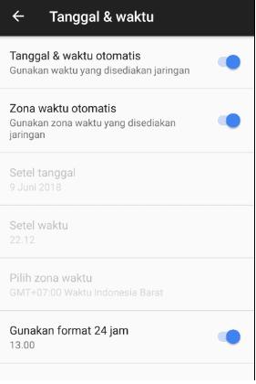 Wifi susah nyambung