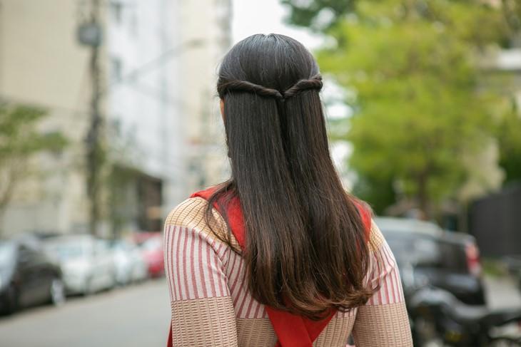 Penteados para o trabalho All Things Hair