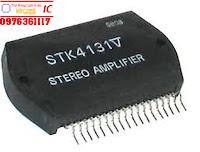 IC STK4131V công suất
