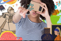 Google Virtual Reality Had Launched by IGI and Millealab ~ a report by Giska Thalia Putri