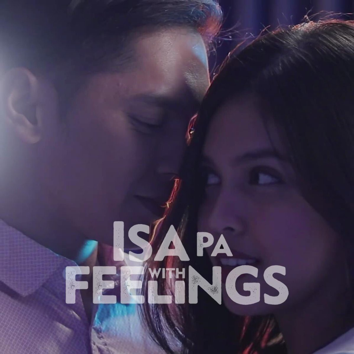 Carlo Aquino as Gali and Maine Mendoza as Mara in 'Isa Pa with Feelings'/Black Sheep