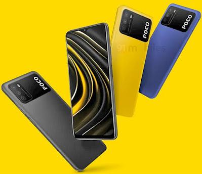 Xiaomi-Poco-M3-mobile