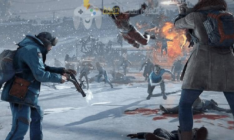 تحميل لعبة World War Z مضغوطة برابط مباشر
