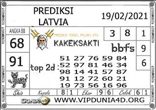 Prediksi Togel LATVIA DUNIA4D 19 FEBRUARI 2021