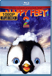 Happy Feet 2 [2011] [1080p BRrip] [Latino-Inglés] [GoogleDrive] RafagaHD