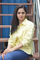 Raja Raja Chora Movie Heroine Sunaina Interview Photos. HeyAndhra.com