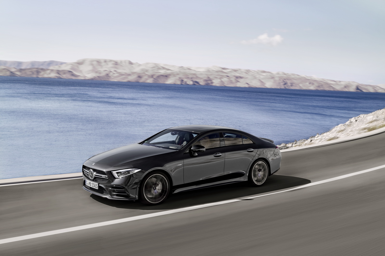 Mercedes Brings New AMG 53 Models To Detroit