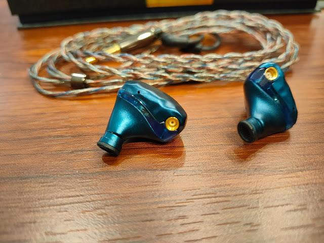 ikko OH1S 高解析單鐵單動圈 入耳式監聽耳機,MMCX可換線耳機 - 14
