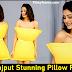Payal Rajput Pillow Dress ,Payal Stunning look in Pillow