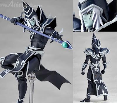 Figura Mago Oscuro (Dark Magician) Vulcanlog 010 Yu-Gi-Oh! Revo