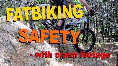 Fatbike Crash and Safety fat bike crash