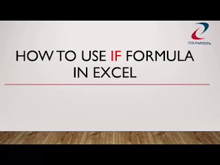 How To Use If Function With Count Function, Sum Function And Countifs Function