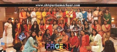 कल्चुरी महिला मण्डल की WELCOME 2021 पार्टी