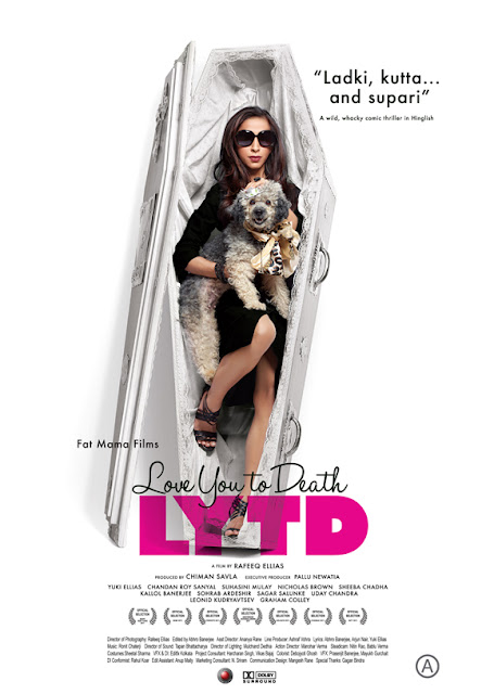 LYTD LOVE YOU TO DEATH RELEASING ON 3RD FEB 2012