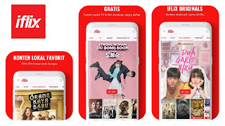 iflix - Movies & TV Series