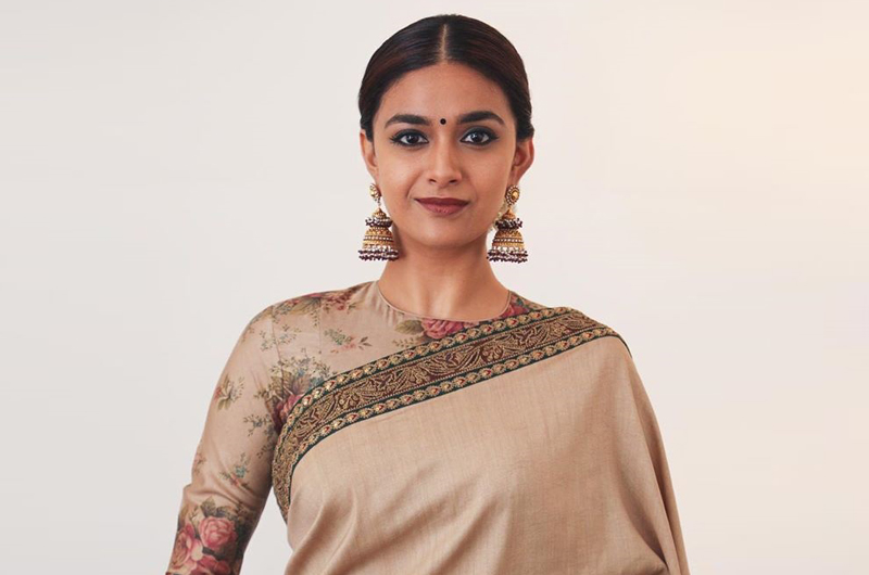 Actress Keerthy Suresh Latest Stills