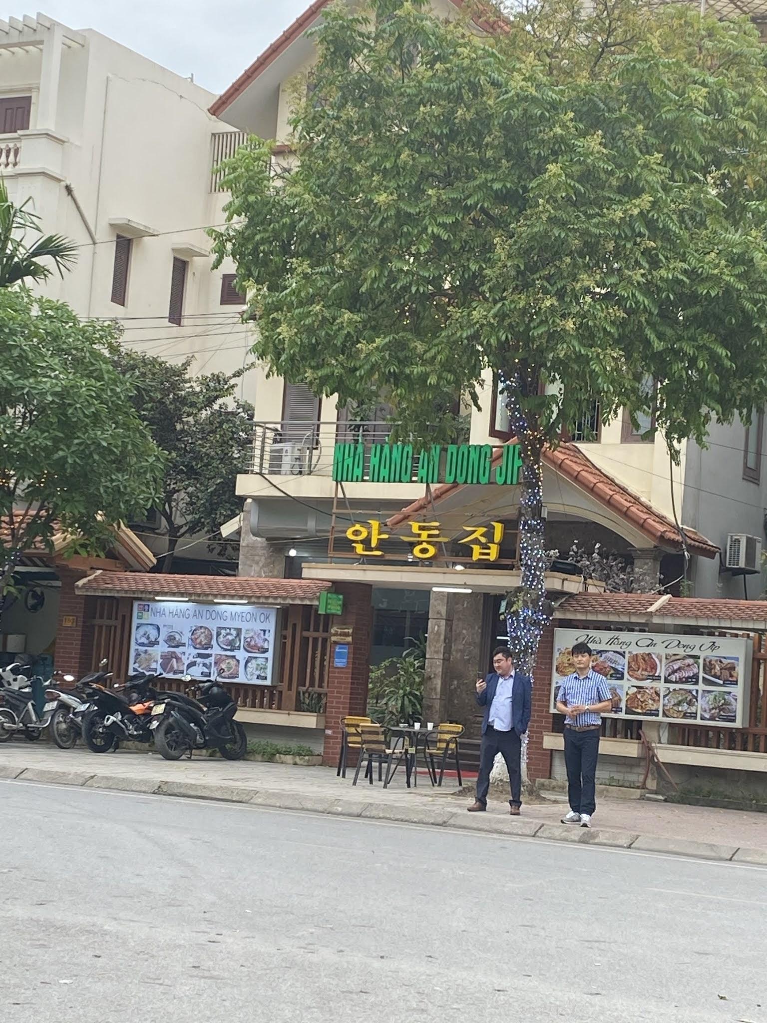 Nhà hàng an dong jip võ cường thành phố bắc ninh