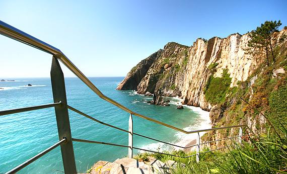 Playa del Silencio, Cudillero (Asturias)