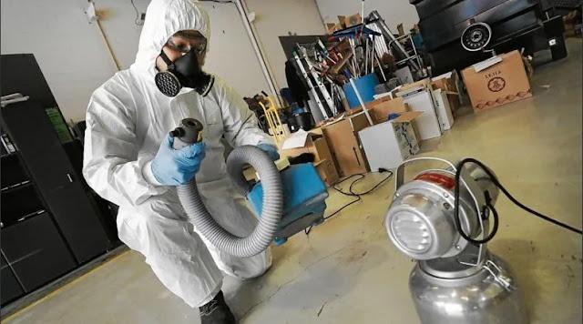 desinfección ozono logroño, país vasco, navarra
