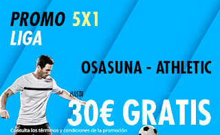 Suertia promo liga Osasuna vs Athletic 24-11-2019