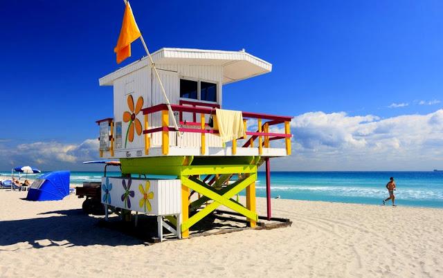 Clima y el tiempo de Miami en invierno