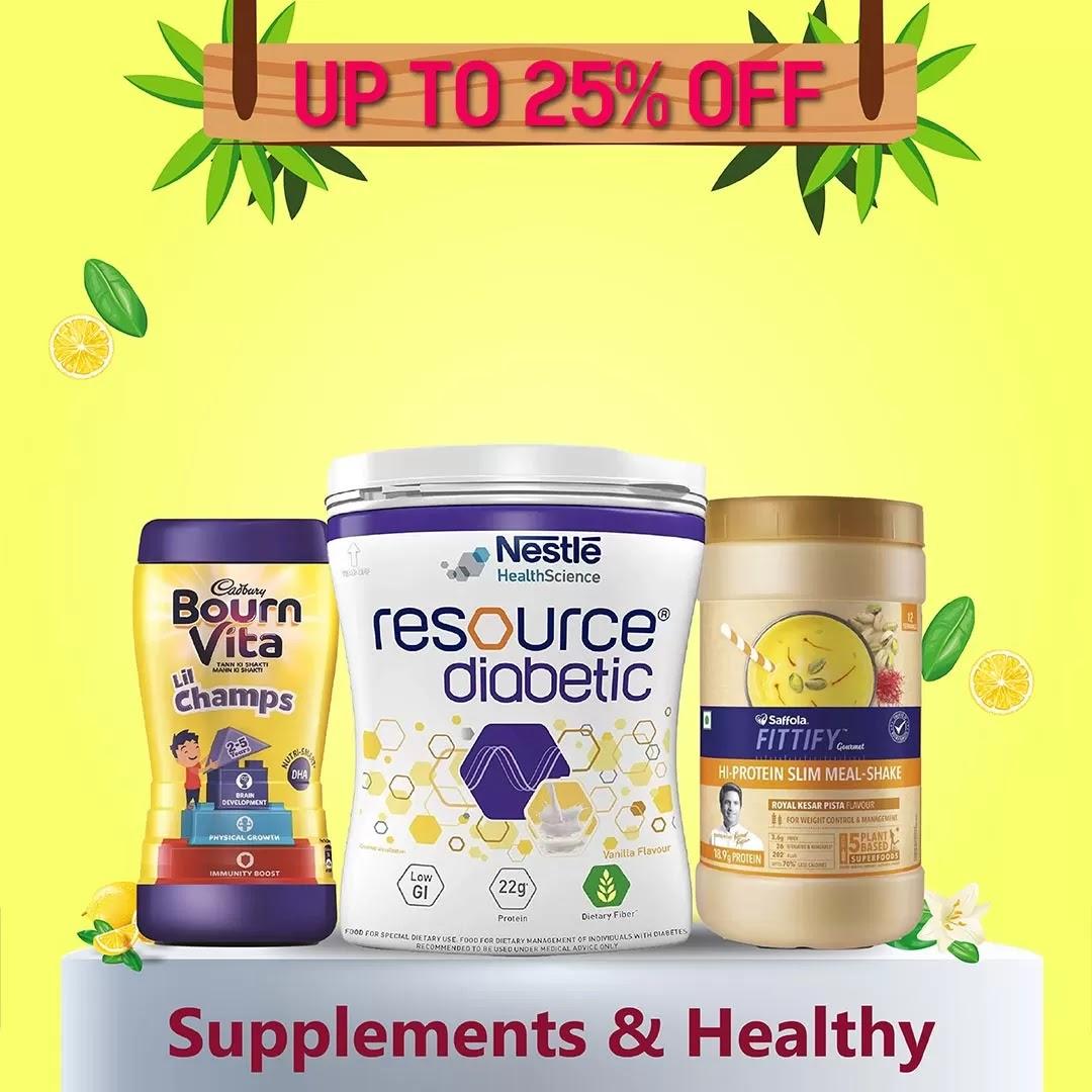 Supplements Healthy 124